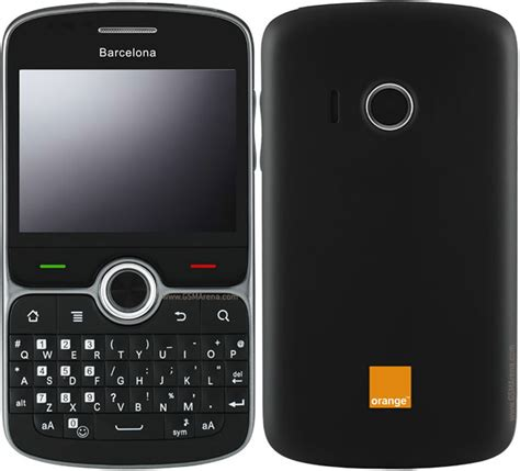 Hp Huawei U8350 orange barcelona pictures official photos