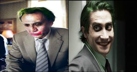 actors who could play batman in the arrowverse 15 possible actors who could play a better joker than