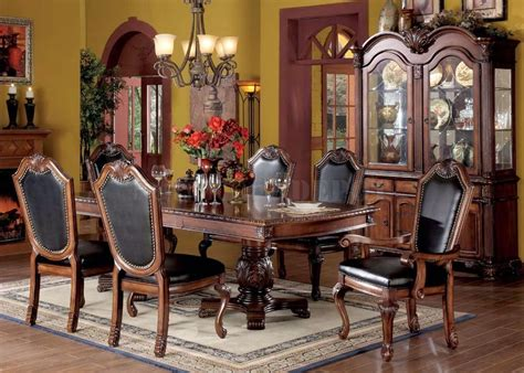 Traditional Dining Room Tables by Traditional Dining Room Furniture Sets Dining