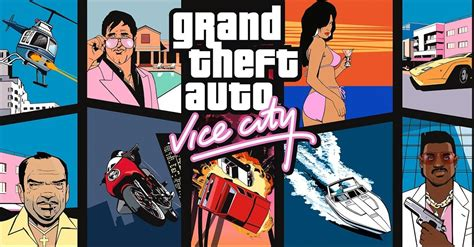 Grand Theft Auto Vice City by Grand Theft Auto Vice City Pc Download