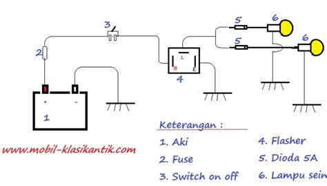 Flasher Sein Kijang panther wiring diagram panther pattern elsavadorla