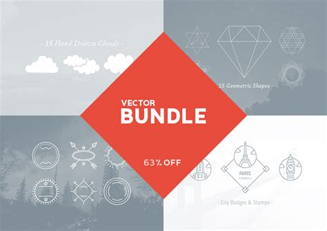 design elements bundle vector elements bundle dreamstale