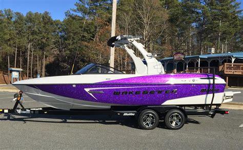 purple malibu boat for sale 2015 malibu wakesetter 23lsv for sale in marietta georgia