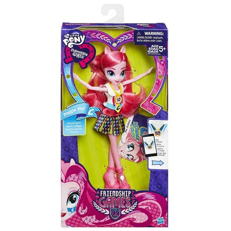 ordinary magic vignettes from the big apple books image friendship school spirit pinkie pie doll