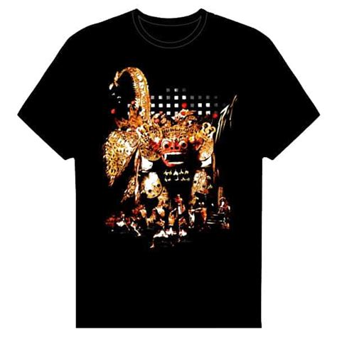 Kaos Be Holder Barong Bali kaos t shirt barong bali pusaka dunia