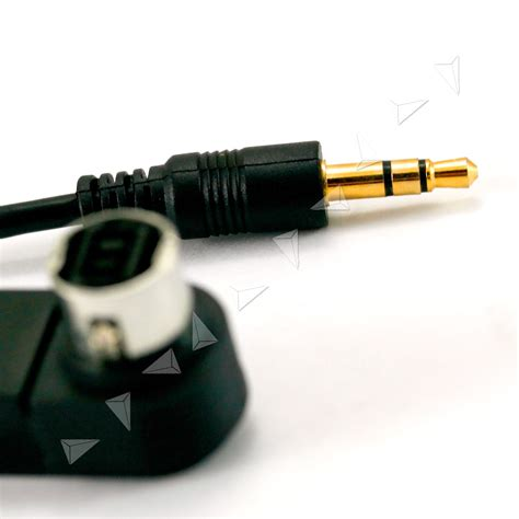Aux In Input 3 5mm Adapter alpine ai net aux input 3 5mm headphone adapter cable