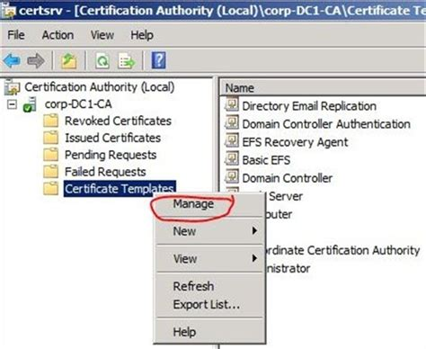 ldap over ssl ldaps certificate technet articles