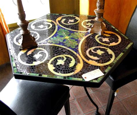 mosaic dining room table mosaic dining room table 28 images dining table