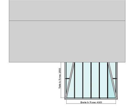 terrassendach planen terrassendach planung zeichnungen