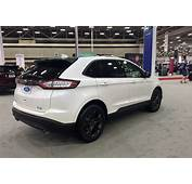 Car Pro Ford Introduces 2018 Edge SEL Sport Package