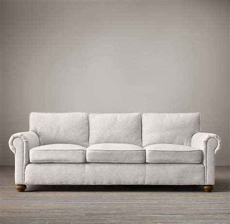 sofa lancaster 96 quot lancaster upholstered sofa our home pinterest