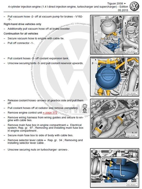 car repair manuals download 2009 volkswagen touareg 2 electronic toll collection volkswagen tiguan 2008 2016 repair manual factory manual