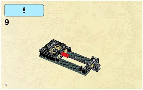 Dijamin Lego The Lord Of The Rings 79005 The Wizard Battle lego the wizard battle 79005 the lord of the