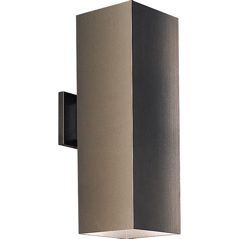 Contemporary Outdoor Wall Lighting Solar Outdoor Sconce Modern Exterior Lighting Modern