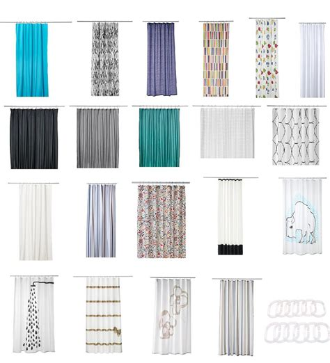 shower curtains ikea uk ikea shower curtain 180cm x 180cm with or without curtain