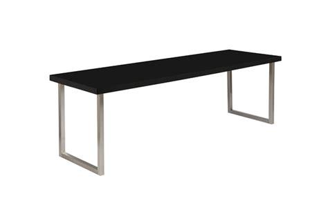 Black Meeting Table Meeting Table Black Miami Tables Lavish Event Rentals