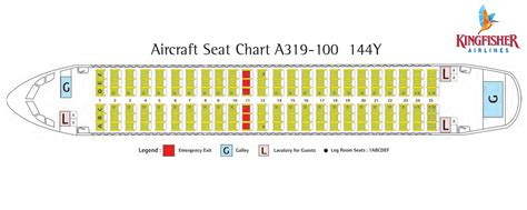 a319 seat map airbus a319 seating chart american