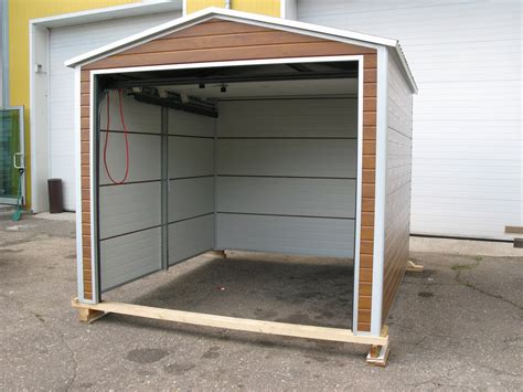 Overhead Small Garage Doors For Sheds Iimajackrussell Overhead Shed Door