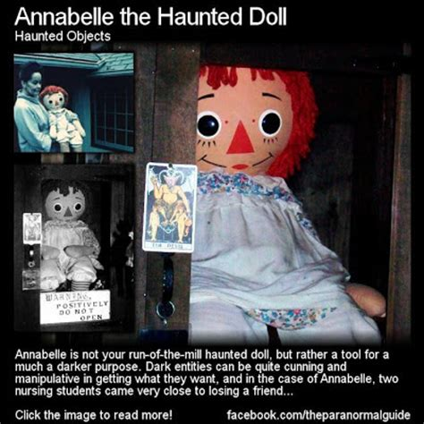 haunted doll website annabelle the haunted doll spi official website
