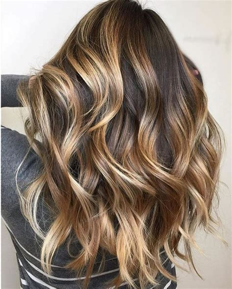 best partial caramel highlights 15 best highlighted hair images on pinterest hair colors