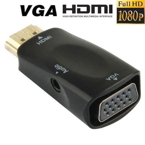 Diskon Kabel Micro Hdmi To Vga Audio Converter Mikro Ke Asus hdmi vga 225 talakito 187 193 rg 233 p