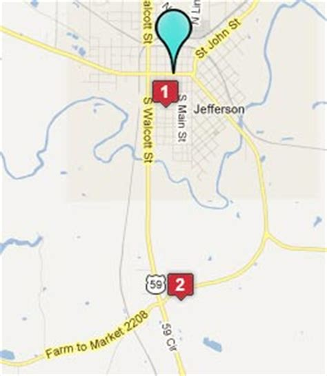 map of jefferson texas jefferson texas hotels motels see all discounts