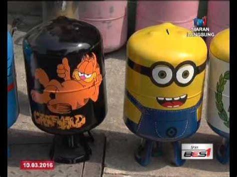 Tabung Vi Gas spm bingkisan tabung tong gas 10 mac 2016