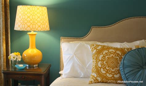 Redecorating Bedroom Yellow Lamp Bedroom 2 Hooked On Houses