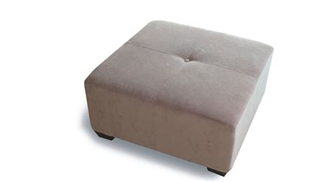 Ottomans Vancouver Java Square Ottoman Sofa So