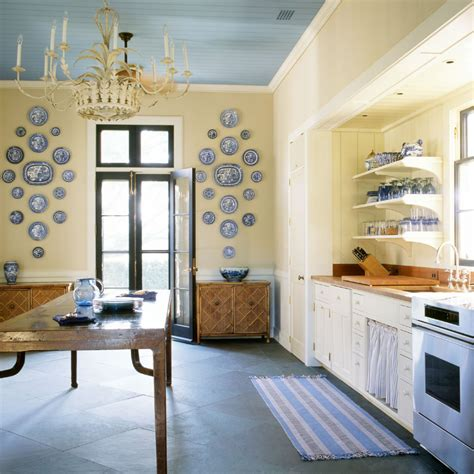 yellow and blue kitchen ideas kitchen entrancing blue and yellow kitchen decoration