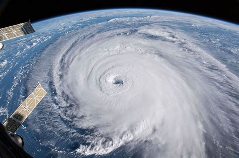 Hurricane Pictures From Space nasa images of hurricanes from space mnn nature