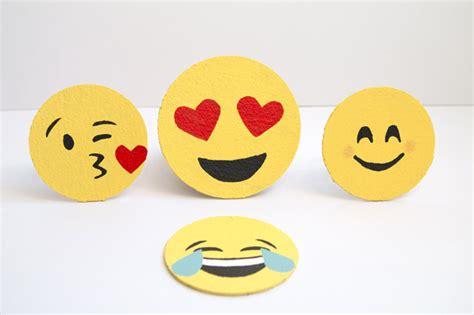crear imagenes con emoji c 243 mo hacer emojis posavasos gu 237 a de manualidades