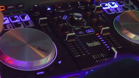 Hercules Universal Dj hercules universal dj controller jamsession with the stereonauten