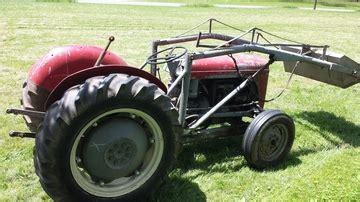 1954 Ferguson To30 Tractorshed Com