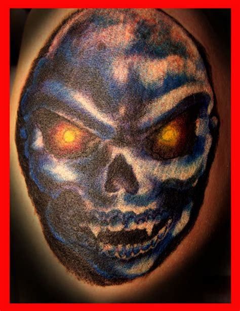 tattoo blue macomb il looking for unique images tattoos tattoos blue skull