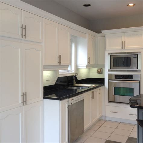 Kitchen Cabinet Mississauga Refinishing Oak Cabinets After Cabinet Refinishing Spray Painting And Kitchen Cabinet