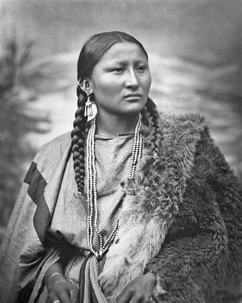1800s cherokee women hairstyles pretty nose wikipedia