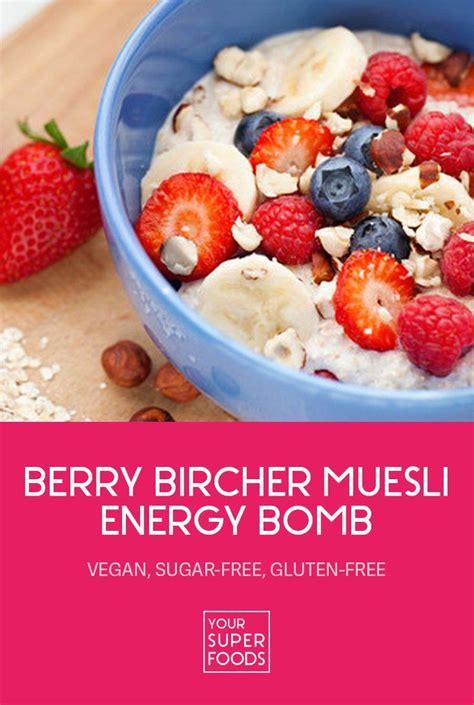 Bubs Organic Berry Banana Bircher Muesli 17 best images about energy bomb acai guarana maca lucuma banana on