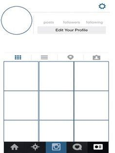 1000+ images about instagram template on pinterest
