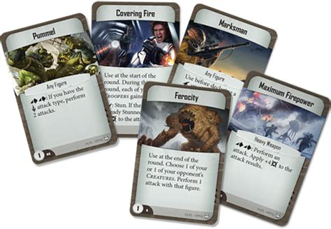 wars imperial assault card template lead your forces flight