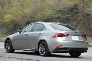 review lexus is350 f sport is250 is300h from jp