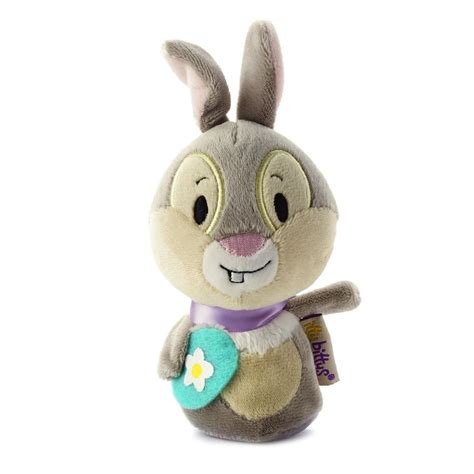 hallmark stuffed animals hallmark itty bittys easter quot thumper quot stuffed animal