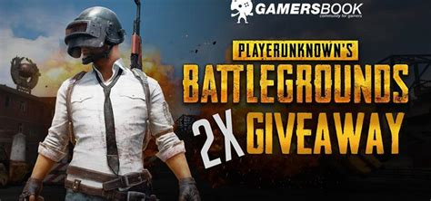 playerunknown s battlegrounds giveaway gt gamersbook - Playerunknown S Battlegrounds Giveaway