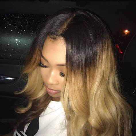 black and brown weave sew ins 1146 best images about hair on pinterest