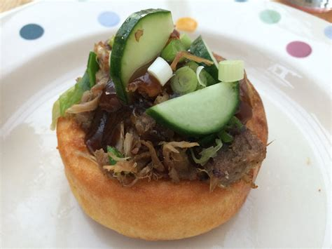 yorkie puds gbbo week 4 style duck filled yorkie puds it s not easy being greedy