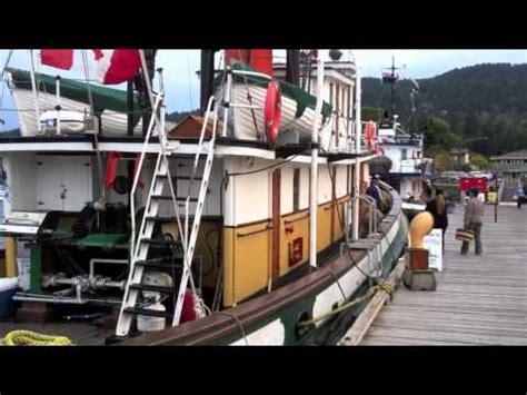 boat show west coast west coast work boat show youtube