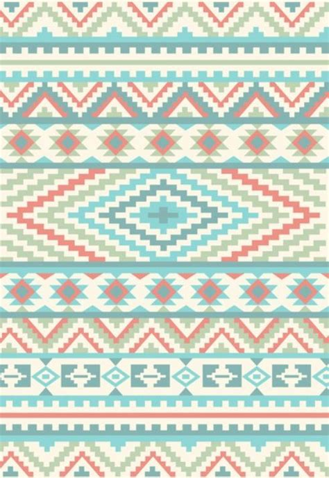 tribal pattern pastel wallpaper pattern design art illustration inspiration hipster pastel