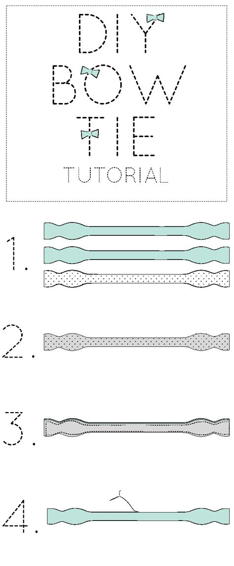 diy bow tie pattern see kate sew