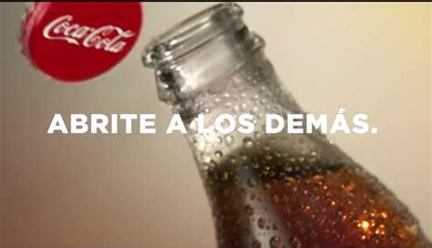 Lemari Es Coca Cola coca cola presenta su nueva ca 241 a tom 233 monos un segundo m 225 s yoleoreasonwhy