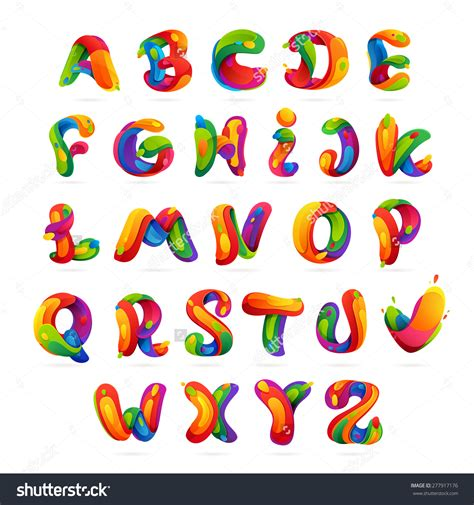 printable alphabet letters design coloring pages printable excellent fun letters to print